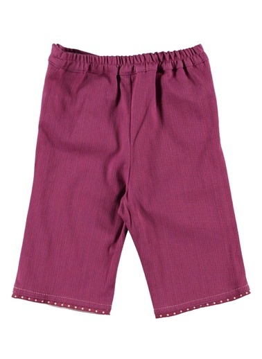 Zeynep Tekstil Pantolon Mor